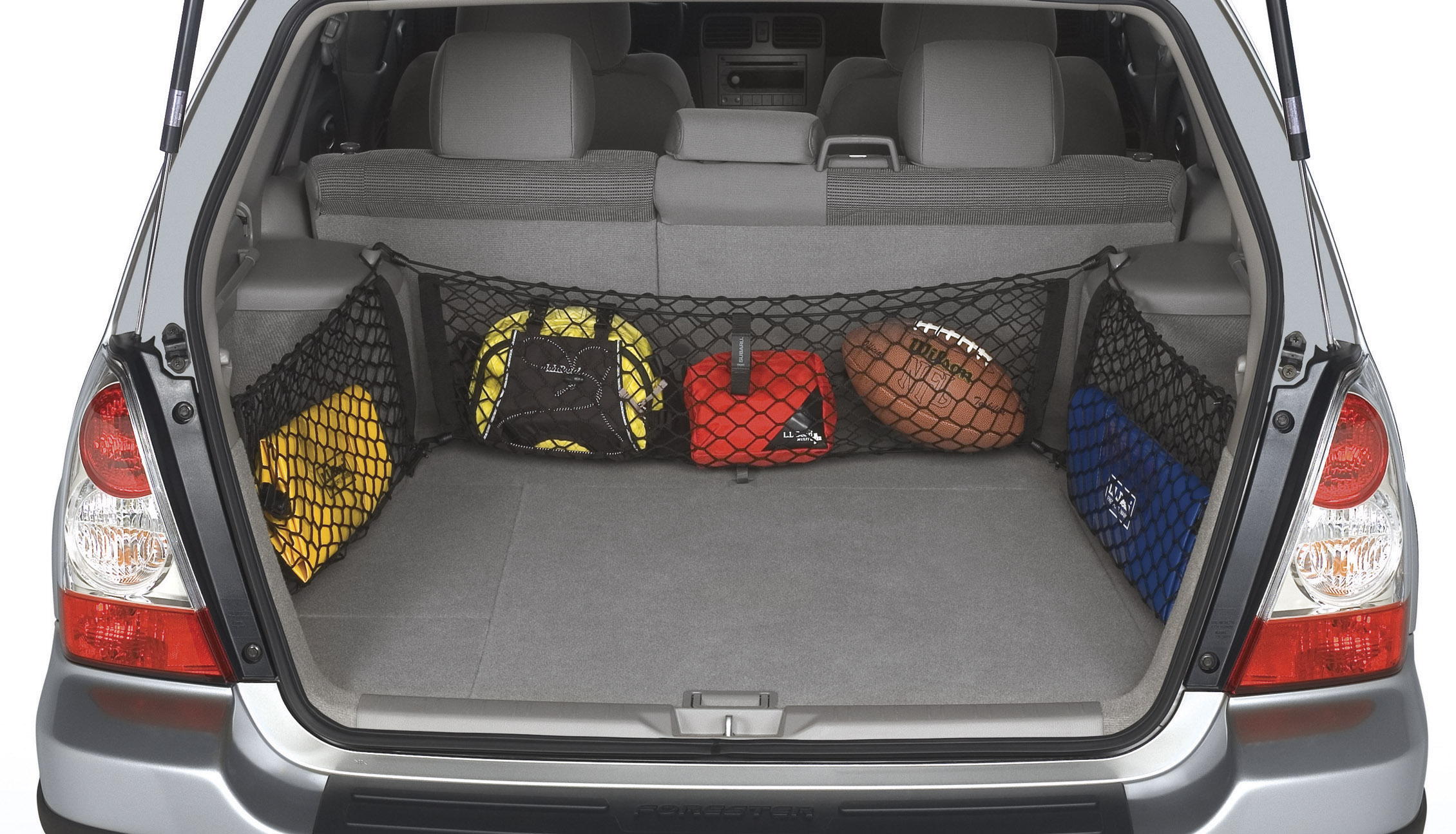2006 Subaru Forester Cargo Net