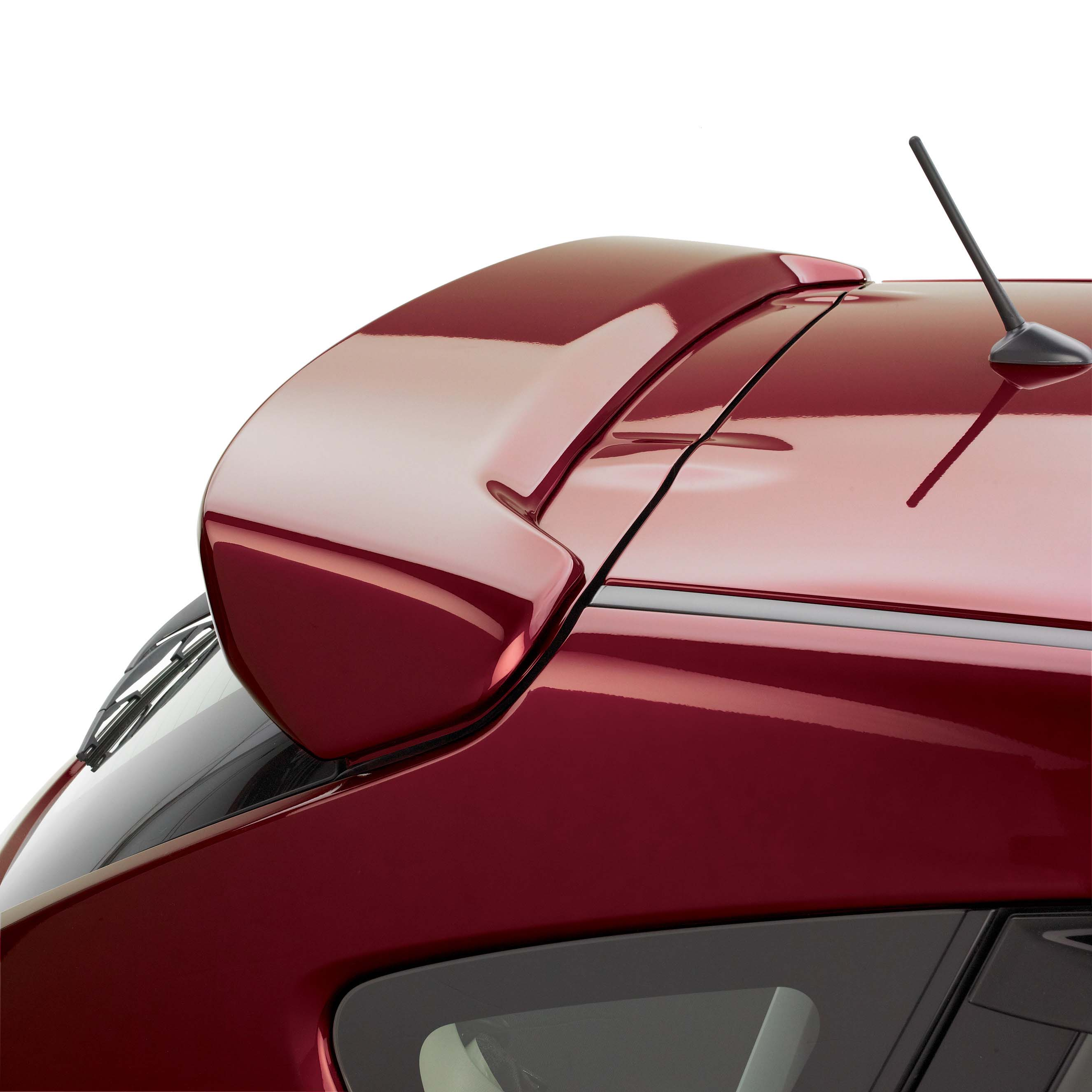 2016 Subaru Crosstrek Roof Spoiler 5dr Adds A Sporty