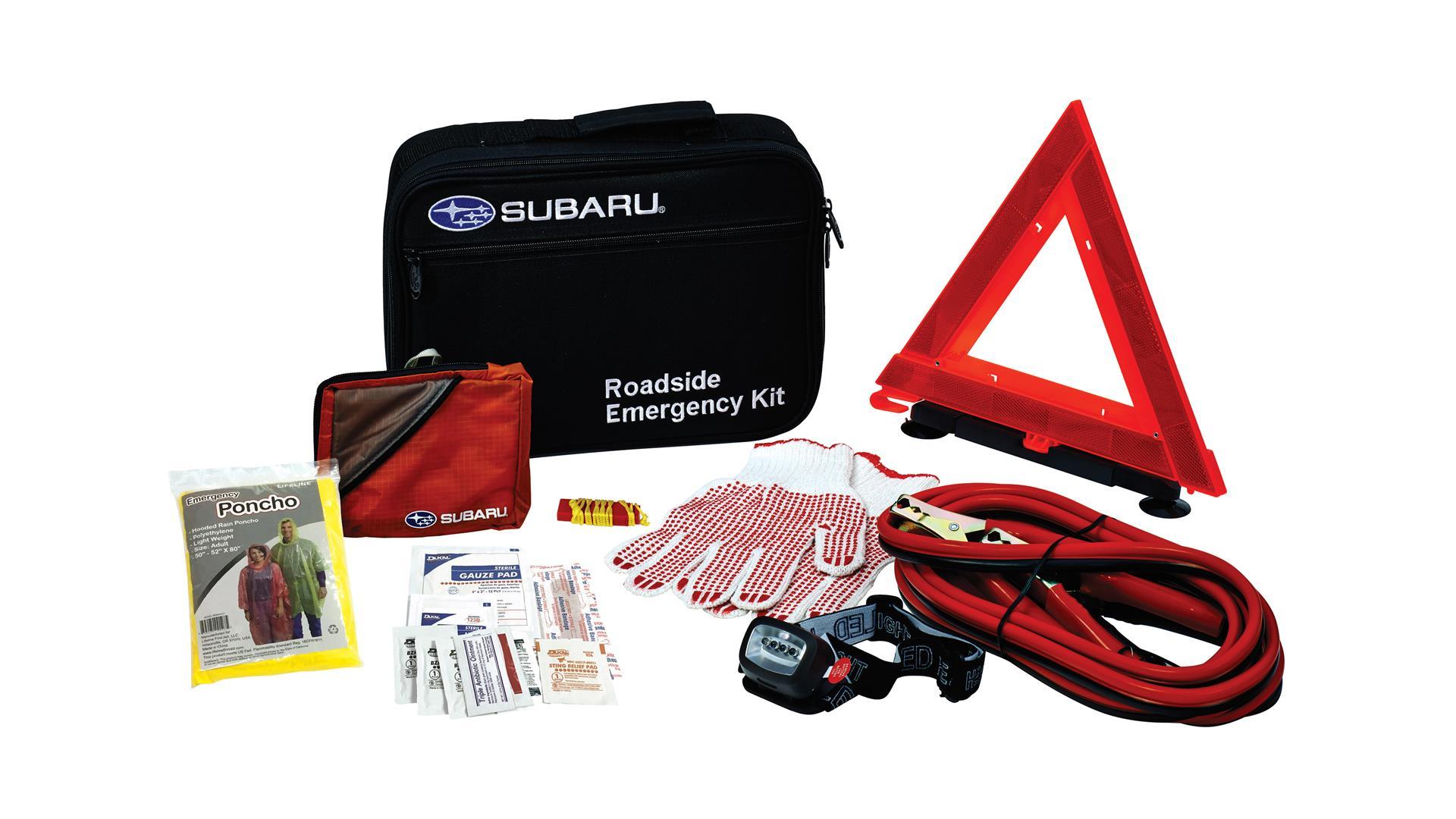 2017 Subaru Outback Genuine Subaru Roadside Emergency Kit
